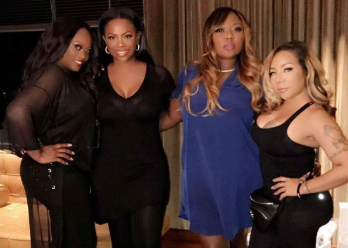 image for event Xscape, Monica, and Tamar Braxton