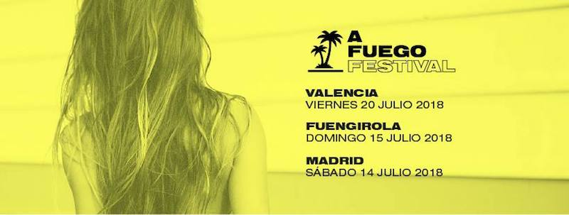 image for event A Fuego Festival