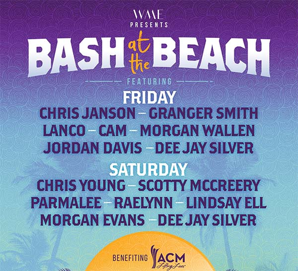 image for event ACM Party For A Cause: Bash at the Beach