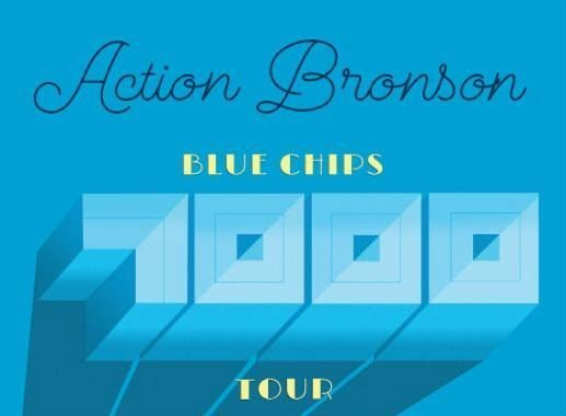 image for article Action Bronson Announces 'Blue Chips 7000' Tour Dates: Ticket Presale Code & On-Sale Info