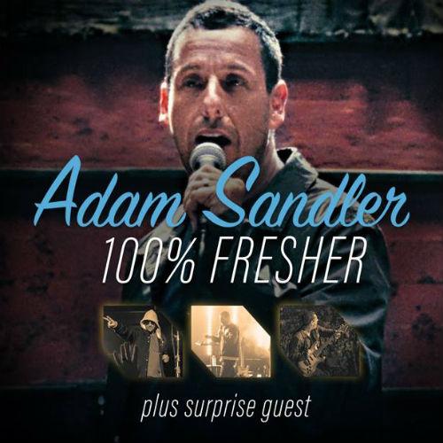 Adam Sandler at Etess Arena on 21 Jun 2019 | Ticket Presale