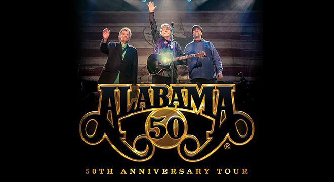 image for article Alabama Sets 2019 Tour Dates: Tickets Now On Sale
