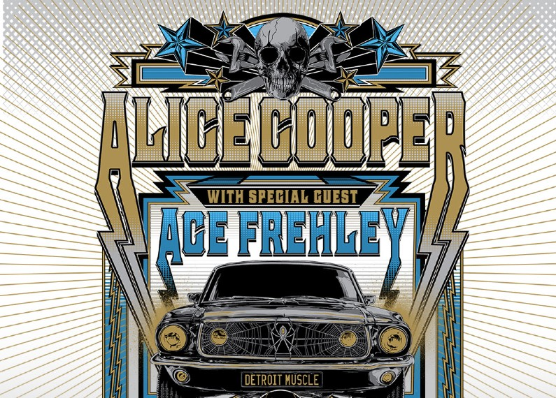 image for event Alice Cooper and Ace Frehley