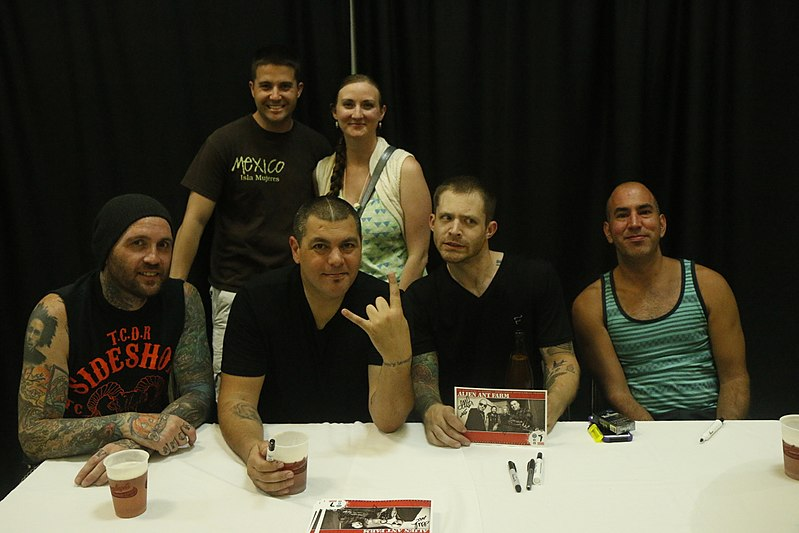 image for event P.O.D., and Alien Ant Farm