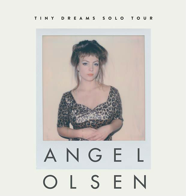 image for article Angel Olsen Adds 2018 Tour Dates: Ticket On-Sale Info