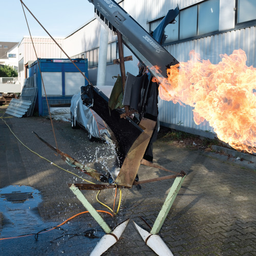"image for article ""Keyed Out"" - Tim Hecker [SoundCloud Audio Single]"