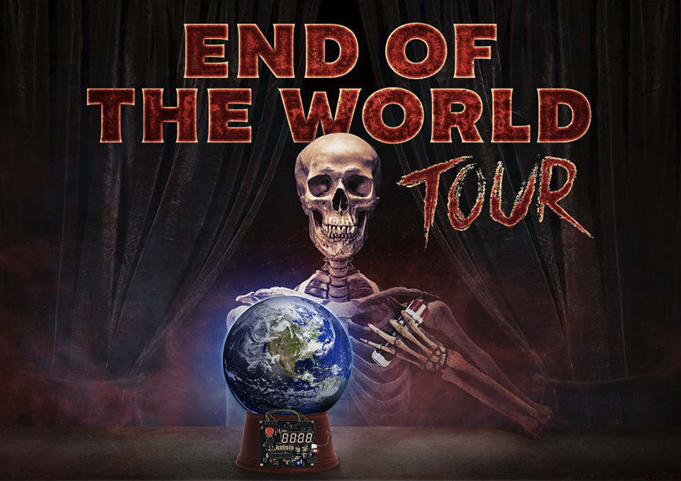 image for event Avenged Sevenfold, Prophets of Rage, Three Days Grace, and Ho99o9