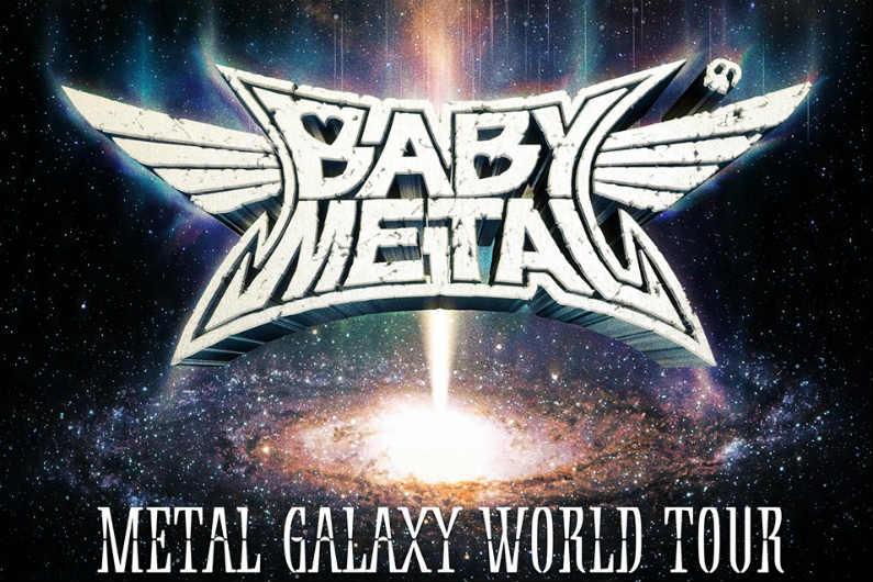 Metallica Tour 2020 Usa.Babymetal Share 2020 Tour Dates Ticket Presale On Sale