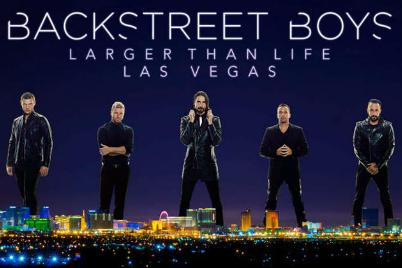 image for article Backstreet Boys Add 2018 Las Vegas Residency Tour Dates: Ticket Presale Code & On-Sale Info