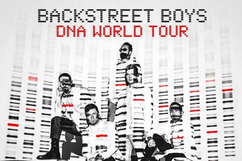 image for article Backstreet Boys Plan 2019 Tour Dates: Ticket Presale Code & On-Sale Info