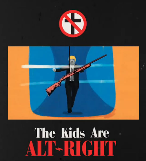 "image for article ""The Kids Are Alt-Right"" - Bad Religion [YouTube Lyric Video]"
