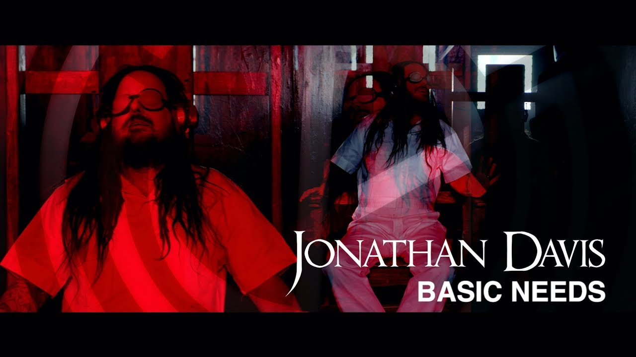 "image for article ""Basic Needs"" - Jonathan Davis [YouTube Audio Single]"
