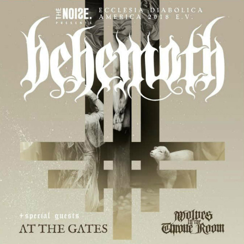 image for article Behemoth Plans 2018 Tour Dates: Ticket Presale Code & On-Sale Info