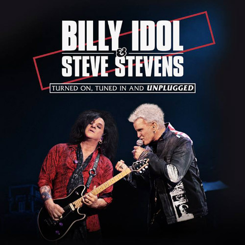 image for event Billy Idol and Steve Stevens