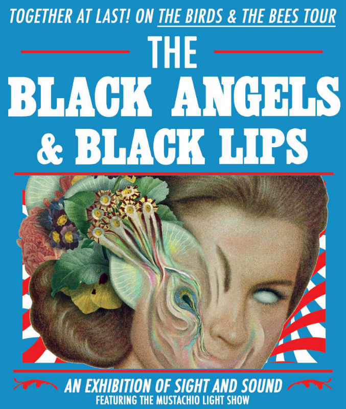 image for event The Black Angels and Black Lips