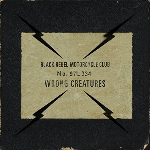 "image for article ""Little Thing Gone Wild"" - Black Rebel Motorcycle Club [YouTube Audio Single]"