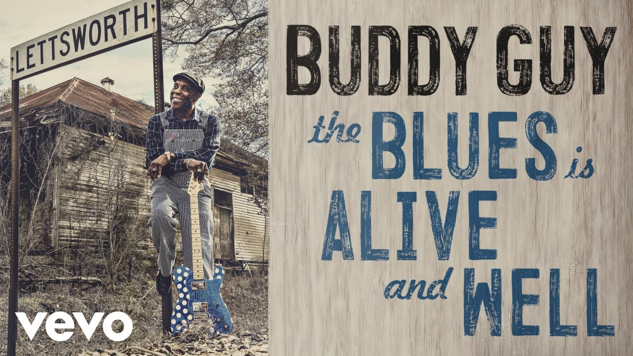 "image for article ""Blue No More"" - Buddy Guy ft James Bay [YouTube Audio Single]"