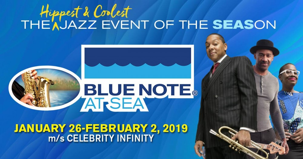 image for event Blue Note at Sea