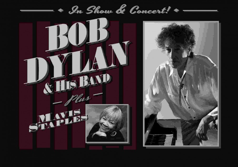 image for article Bob Dylan Plots Fall 2017 Tour Dates With Mavis Staples: Ticket Presale Code & On-Sale Info
