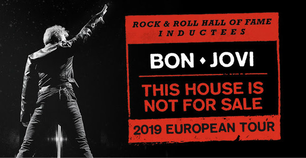 image for article Bon Jovi Extends 2018-2019 Tour Dates: Ticket Presale Code & On-Sale Info