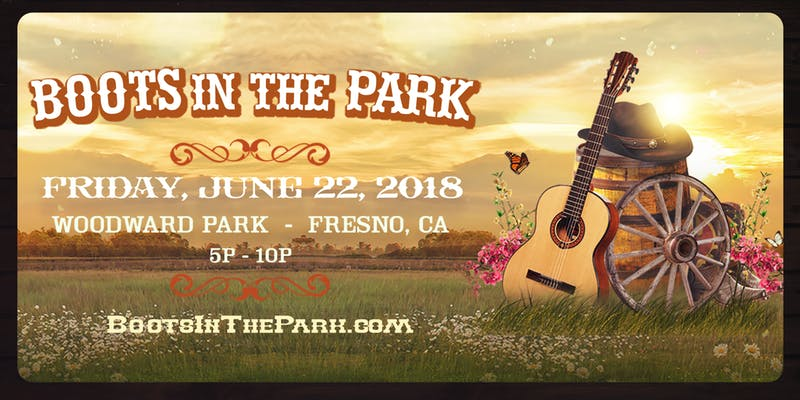 image for event Boots In The Park