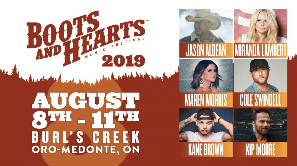 image for event Boots and Hearts Festival