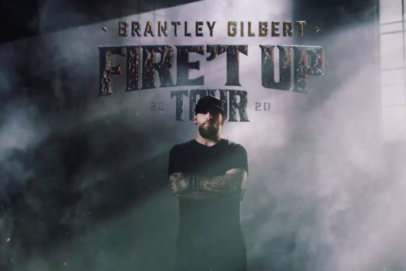 Brantley Gilbert Tour 2020.Brantley Gilbert Adds 2019 2020 Tour Dates Ticket Presale