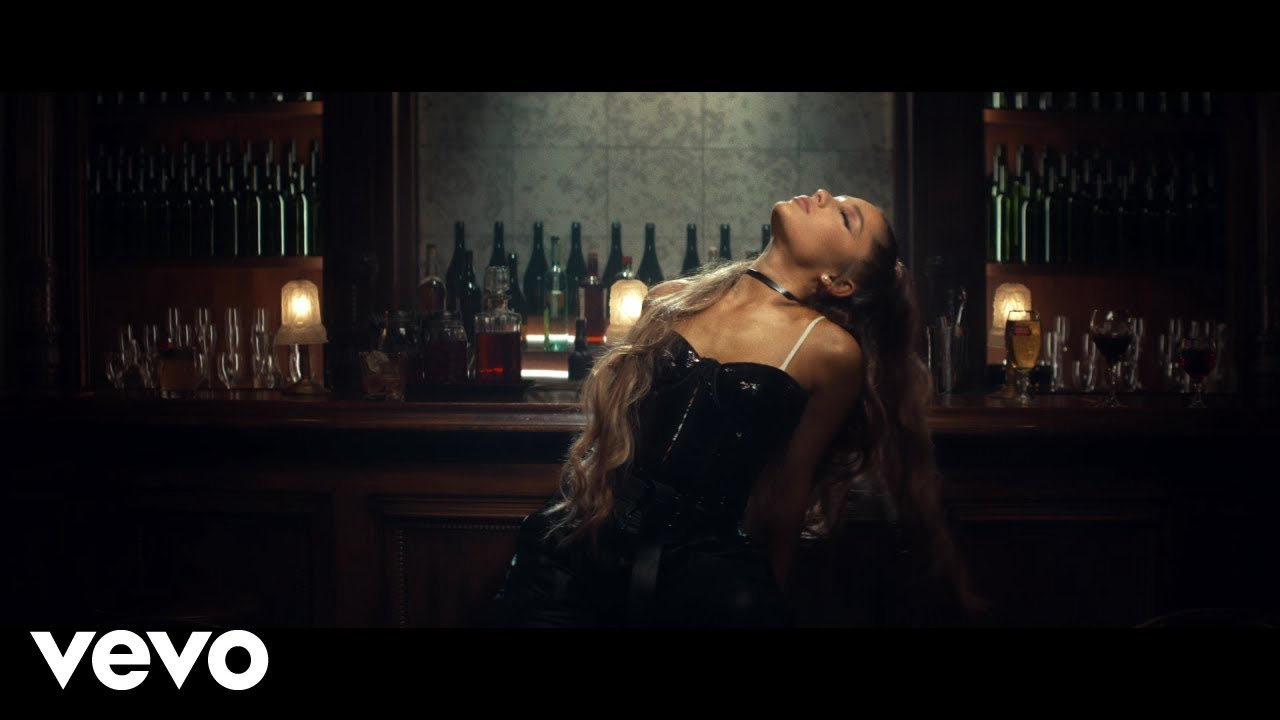 "image for article ""Breathin"" - Ariana Grande [YouTube Music Video]"
