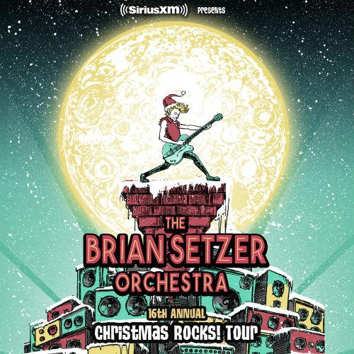 Christmas Tour 2019 Brian Setzer Orchestra Shares 2019 Tour Dates: Ticket Presale Code