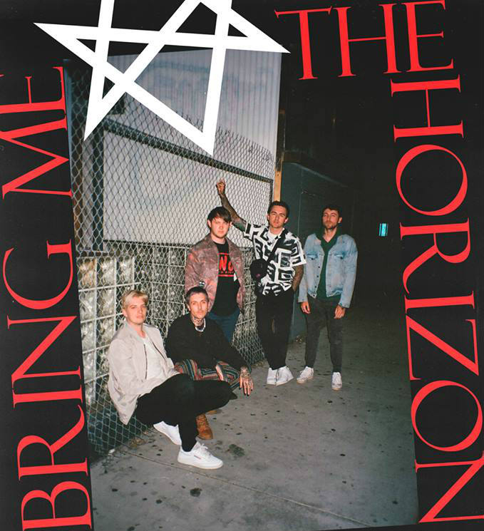 image for article Bring Me The Horizon Share 2018-2019 Tour Dates: Tickets Now On Sale