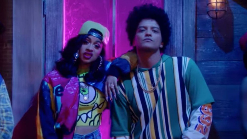 "image for article ""Finesse (Remix)"" - Bruno Mars ft Cardi B [YouTube Music Video]"