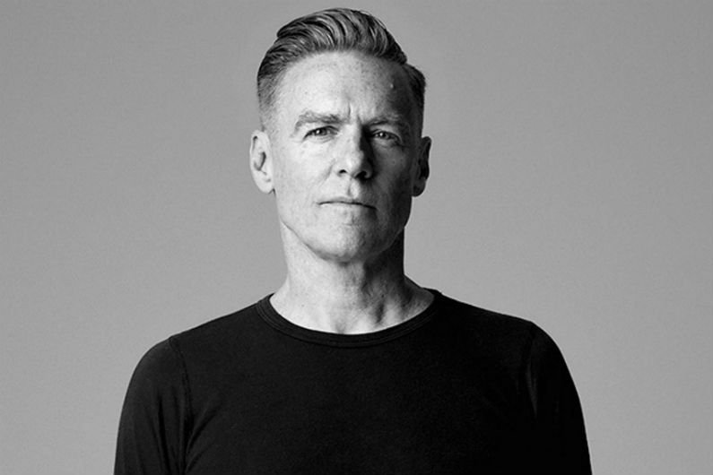 image for article Bryan Adams Plans 2018 'The Ultimate Tour' Dates For the UK and Ireland: Ticket Presale Code & On-Sale Info