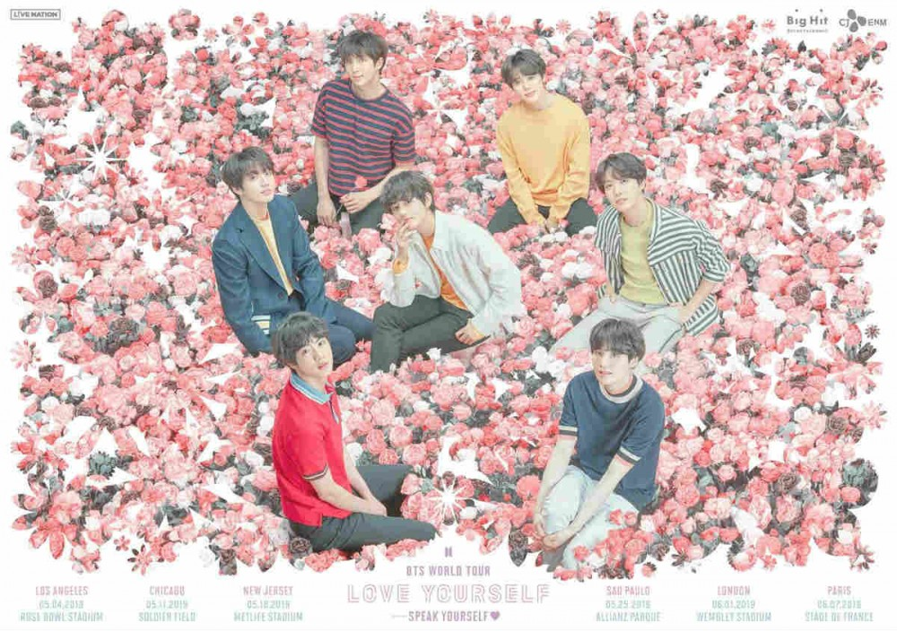 image for article BTS Add 2019 World Tour Dates: Ticket Presale & On-Sale Info