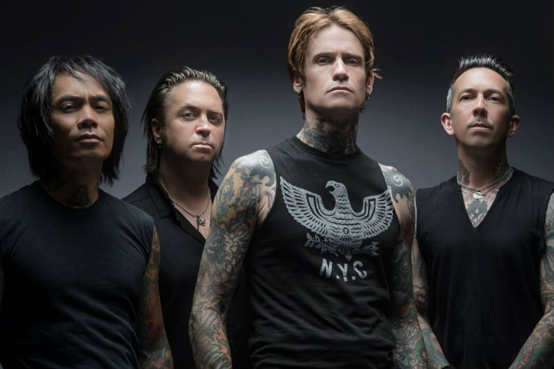 image for article Buckcherry Sets 2019 Tour Dates: Ticket Presale & On-Sale Info