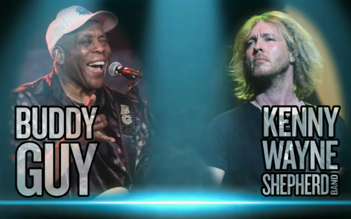 image for article Buddy Guy and Kenny Wayne Shepherd Set 2019 Tour Dates: Ticket Presale Code & On-Sale Info