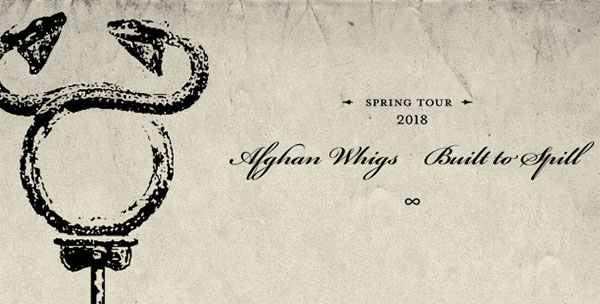 image for event The Afghan Whigs and Built to Spill