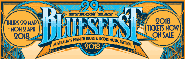 image for event Byron Bay Bluesfest 2018