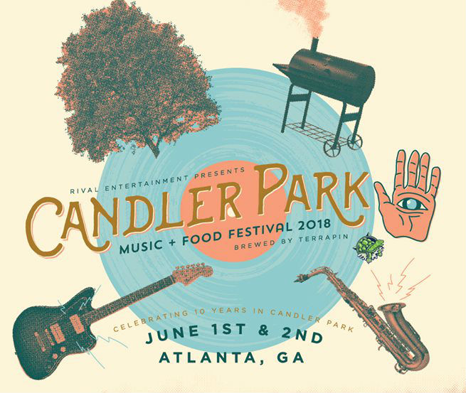 image for event Candler Park Music & Food Festival