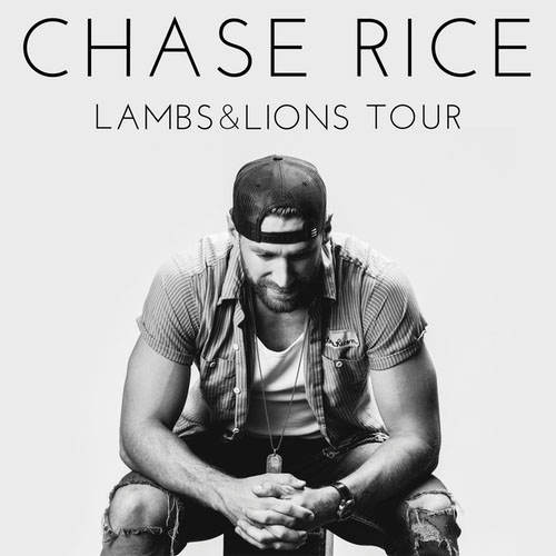 image for event Chase Rice and Sam Riggs