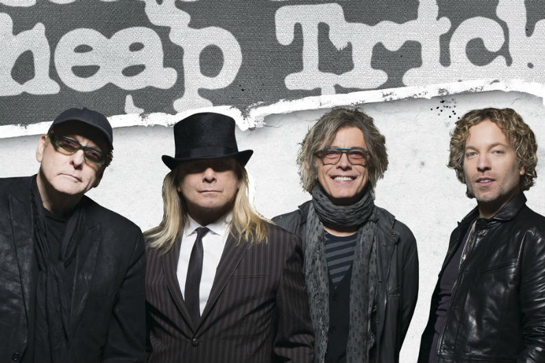 image for article Cheap Trick Extend 2018-2019 Tour Dates: Ticket Presale Code & On-Sale Info