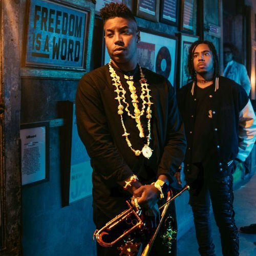 "image for article ""Freedom Is A Word"" - Christian Scott aTunde Adjuah ft Vic Mensa [Bandcamp Audio Single]"