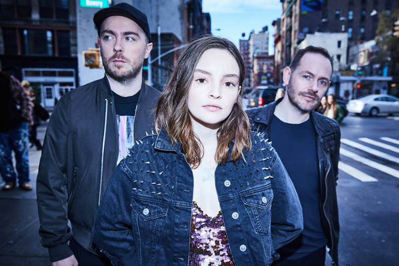 image for article CHVRCHES Extend 2018-2019 Tour Dates: Ticket Presale Code & On-Sale Info