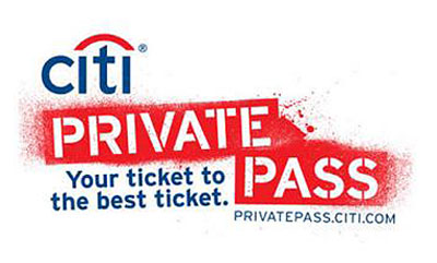 image for discount Citi Card Private Pass