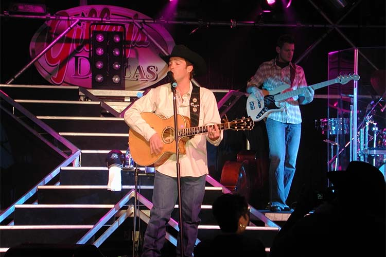 image for artist Clay Walker
