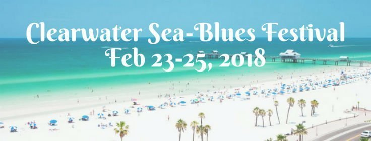 image for event Clearwater Sea-Blues Festival 2018