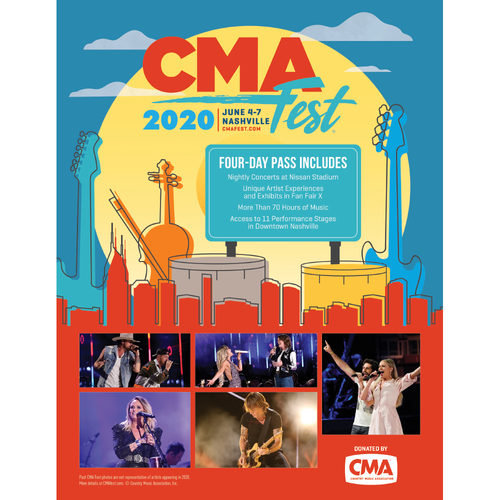 2020 Cma Music Festival.Cma Music Festival 2020 At Nissan Stadium On 4 Jun 2020