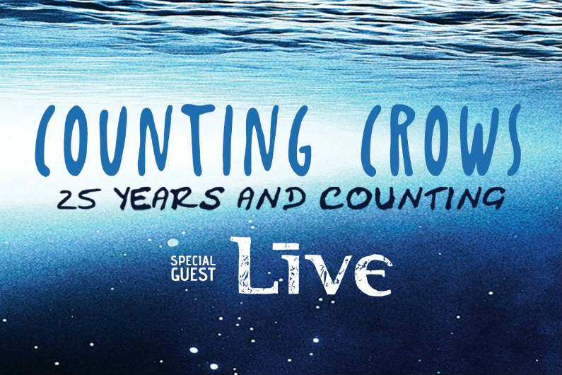 image for event Counting Crows and Live