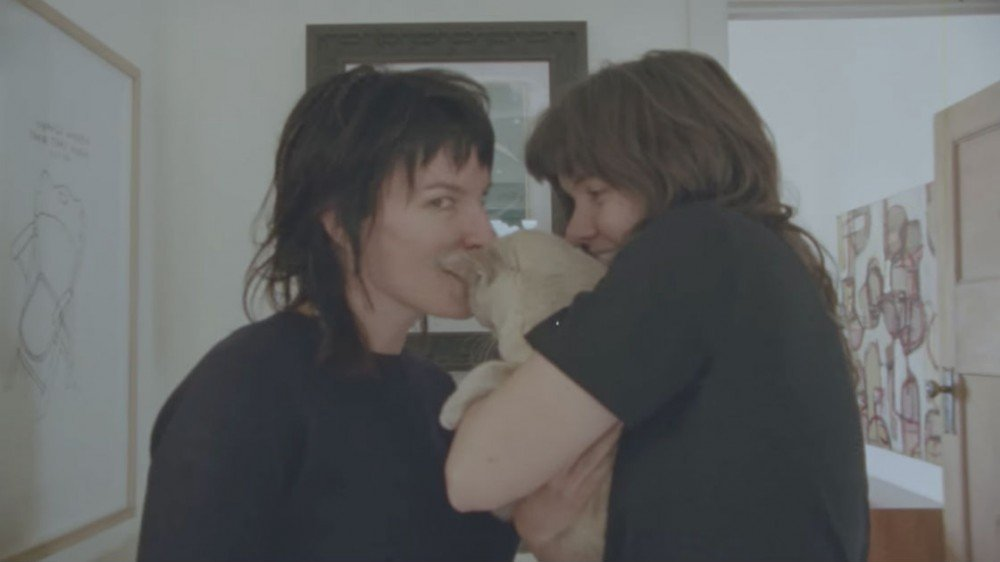 "image for article ""Continental Breakfast"" - Courtney Barnett & Kurt Vile [YouTube Music Video]"