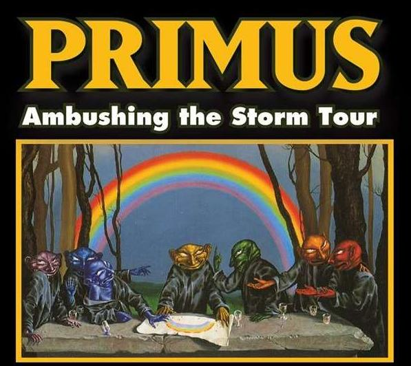 image for article Primus Extend 2018 Tour Dates into Fall: Ticket Presale Code & On-Sale Info