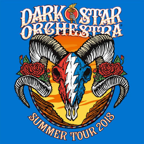 image for article Dark Star Orchestra Shares 2018 Tour Dates: Ticket Presale Code & On-Sale Info